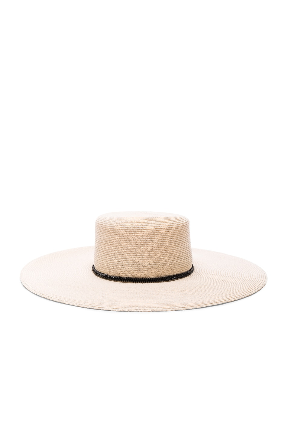 Image 1 of Eugenia Kim Loulou Hat in Ivory