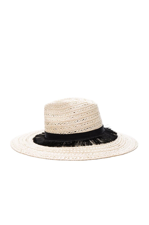 Image 3 of Eugenia Kim Carmen Hat in Ivory