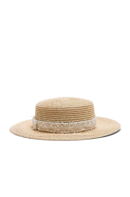Image 1 of Eugenia Kim Brigitte Hat in Natural