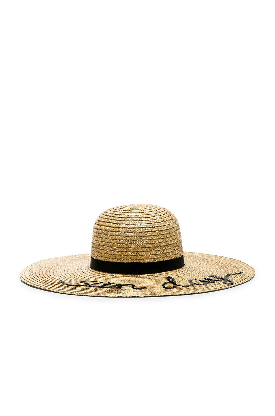 Image 5 of Eugenia Kim Bunny Sun Day Hat in Natural