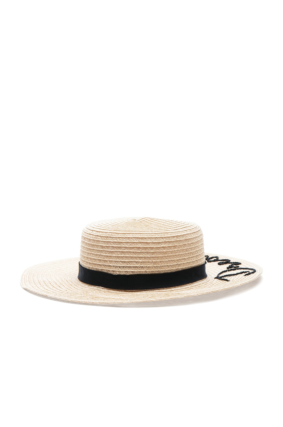 Image 3 of Eugenia Kim Colette Dream On Hat in Natural
