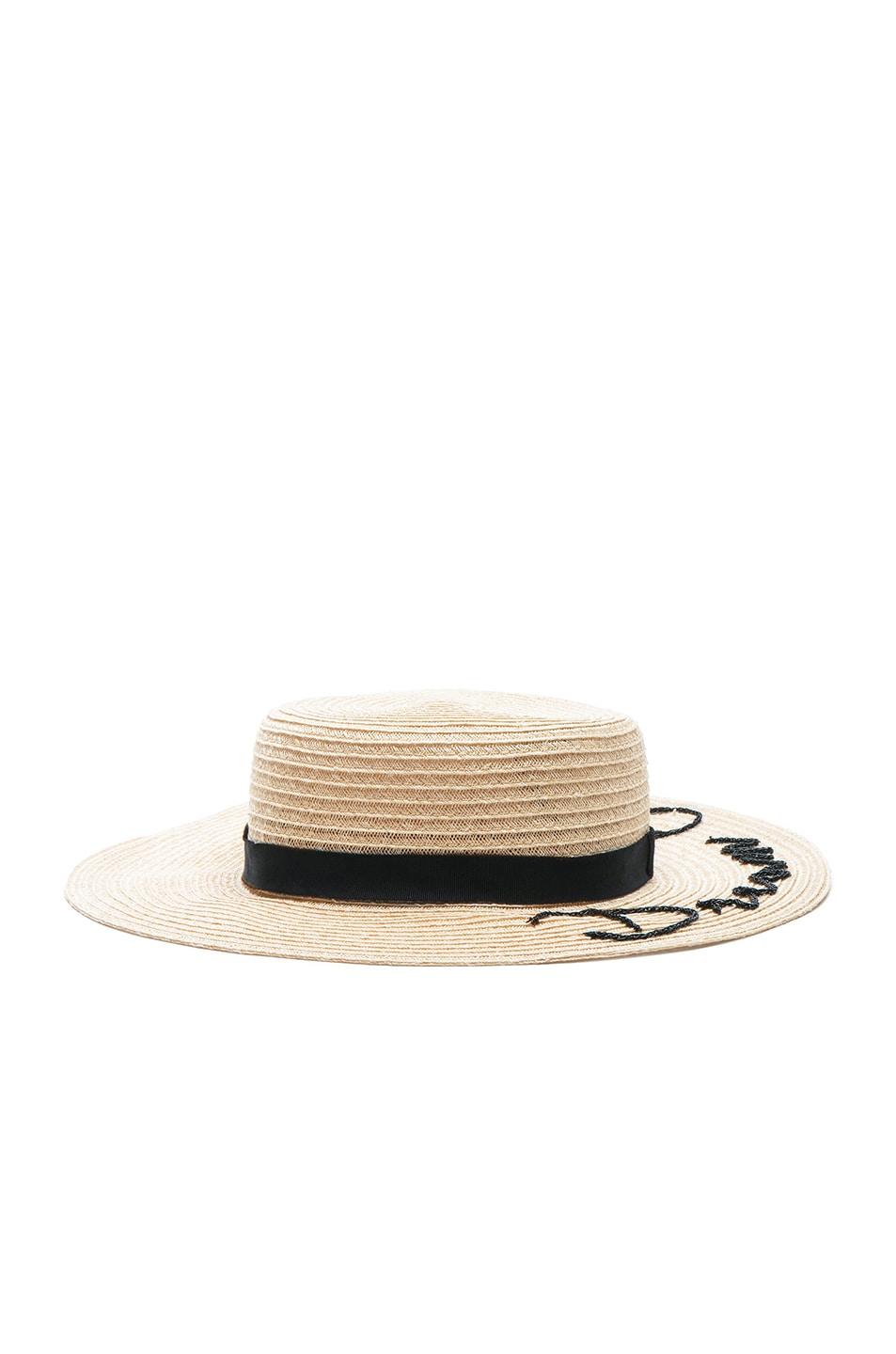 Image 4 of Eugenia Kim Colette Dream On Hat in Natural