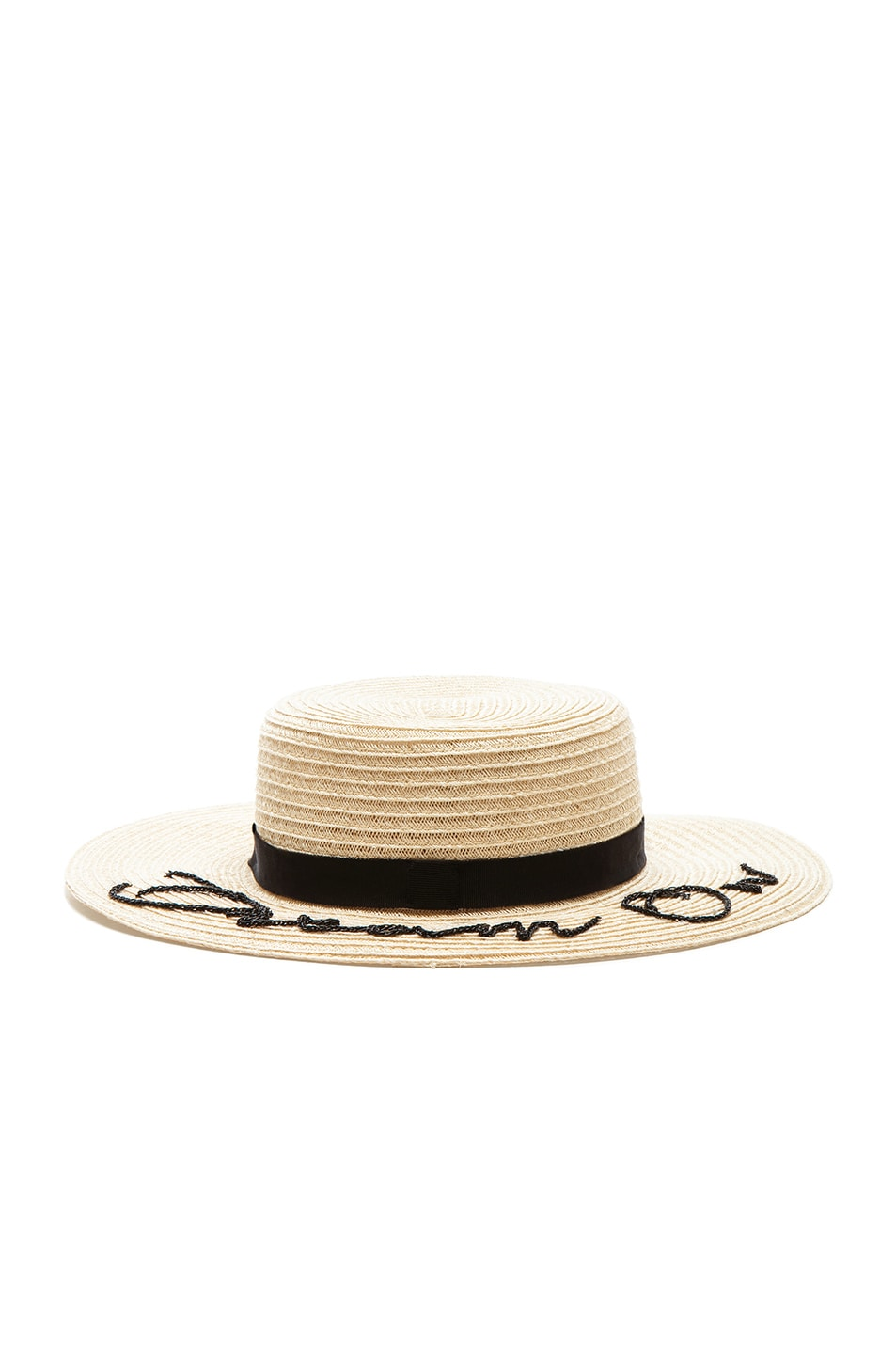 Image 5 of Eugenia Kim Colette Dream On Hat in Natural