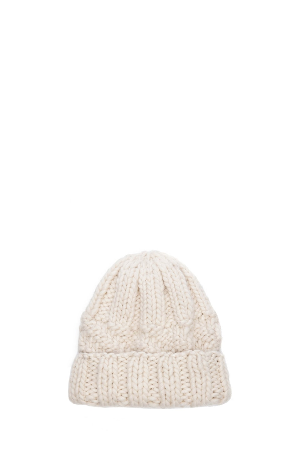 Image 1 of Eugenia Kim Marley Beanie in Cream