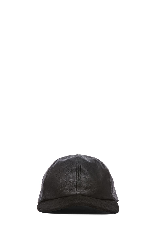 Image 1 of Eugenia Kim Darien Baseball Cap in Black