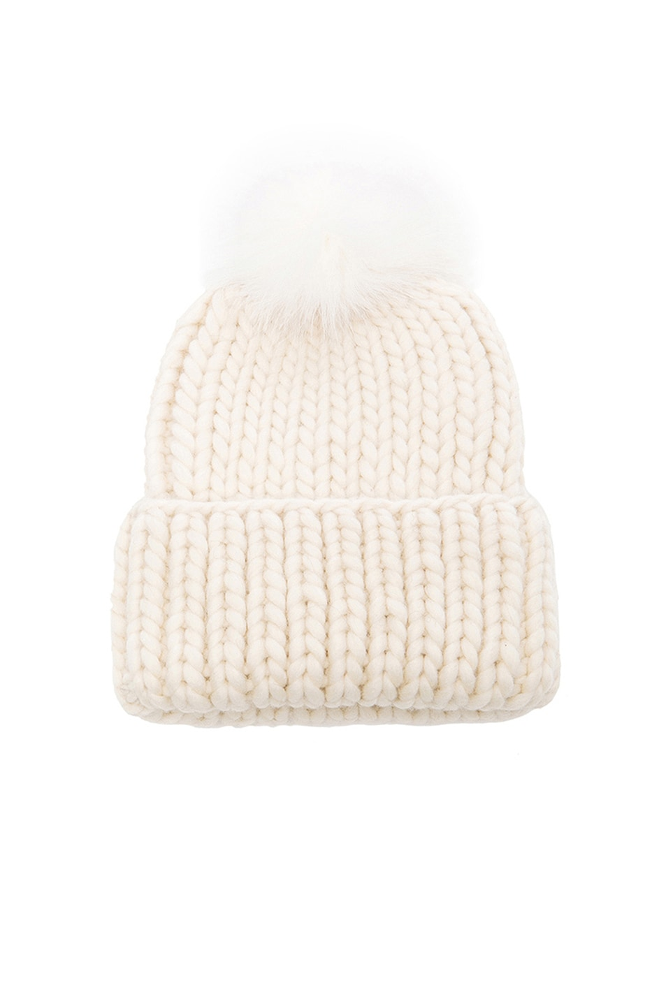 Image 1 of Eugenia Kim Rain Beanie in Cream