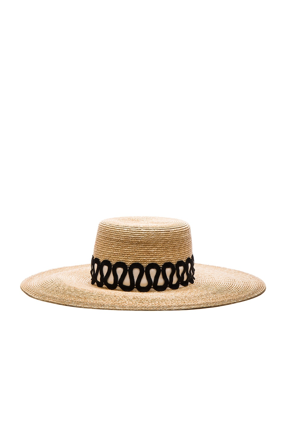 Image 1 of Eugenia Kim Amirah Hat in Natural
