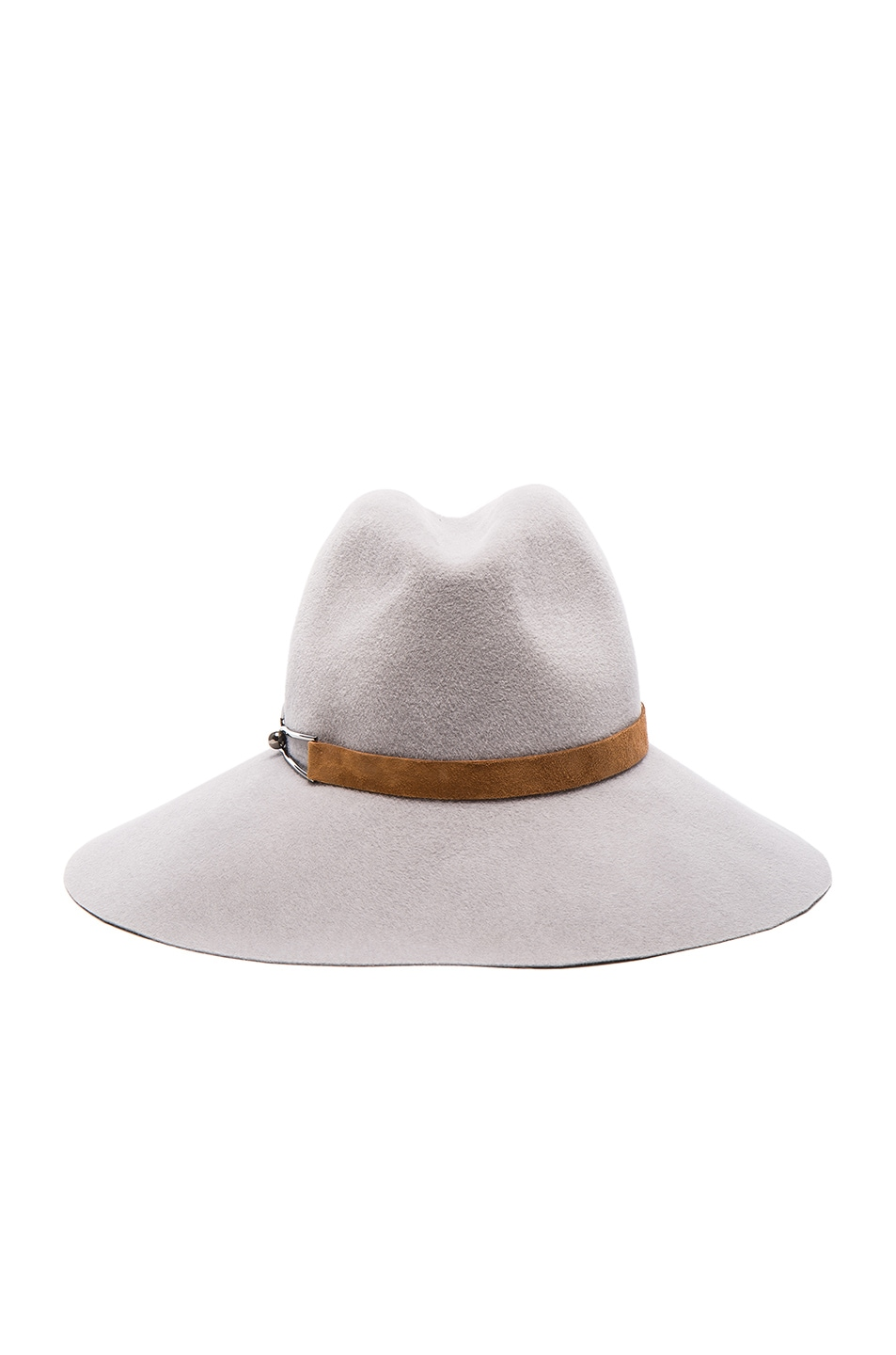 Image 1 of Eugenia Kim Farrah Hat in Light Grey