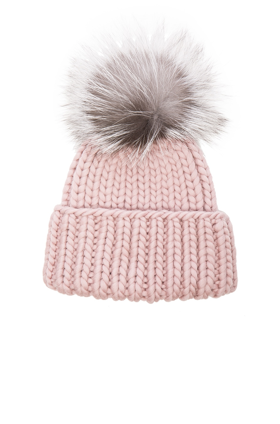 Image 1 of Eugenia Kim Rain Beanie in Rose