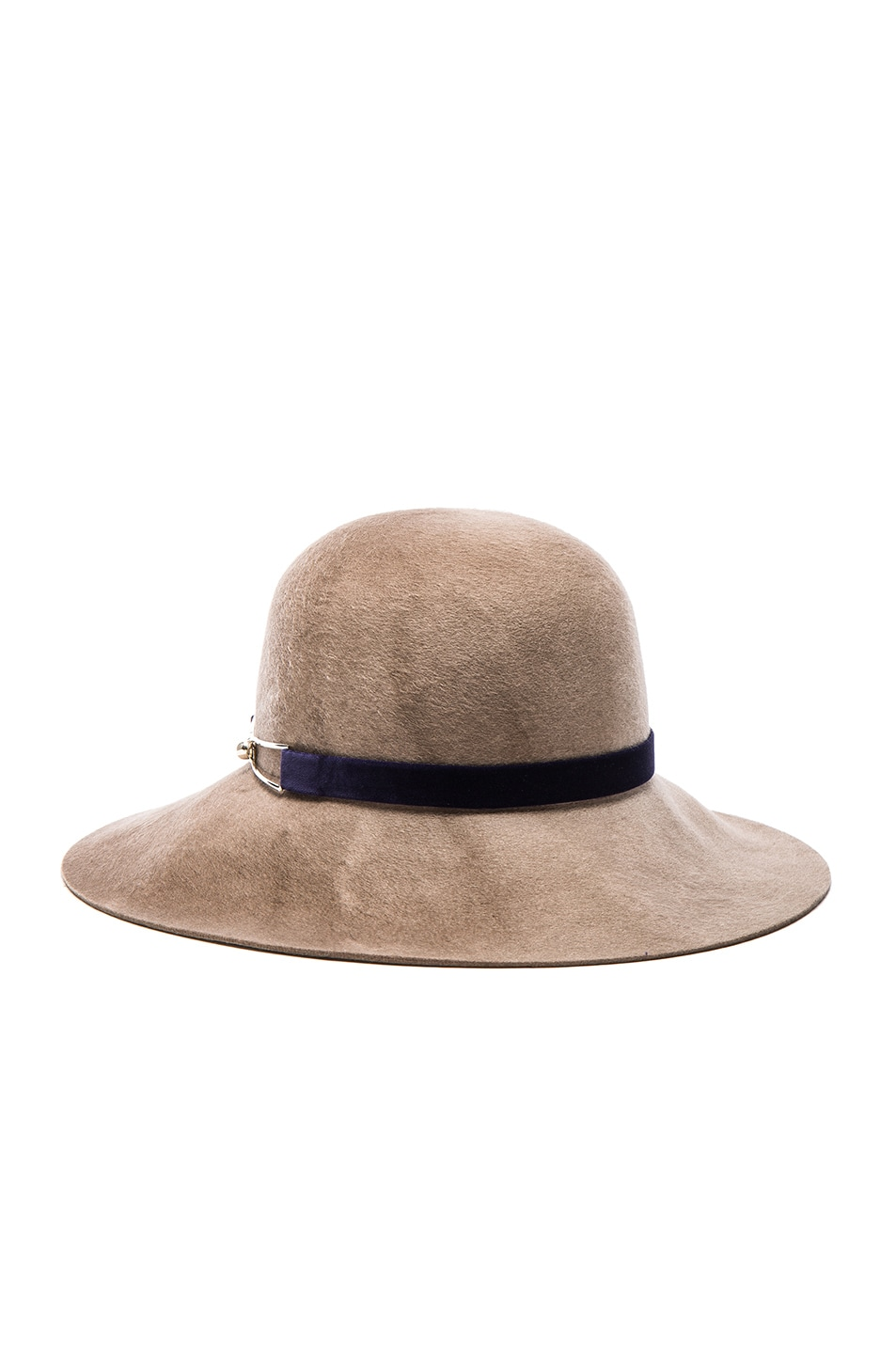 Image 1 of Eugenia Kim Blake Hat in Mink Marble