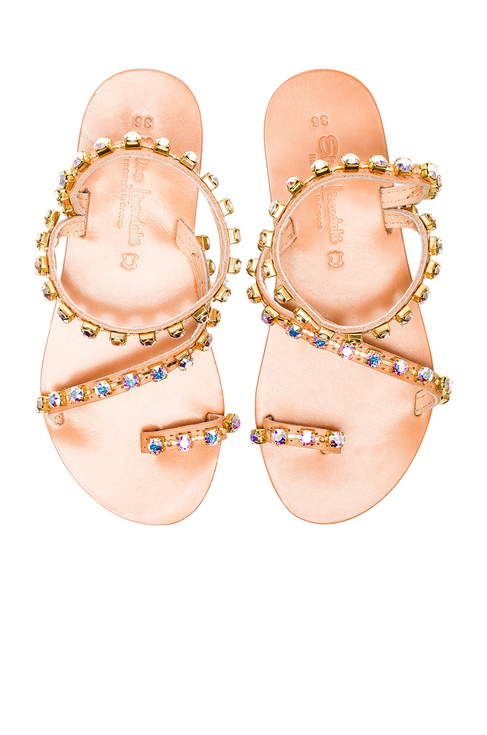 Image 1 of Elina Linardaki Irize Sandals in Multi