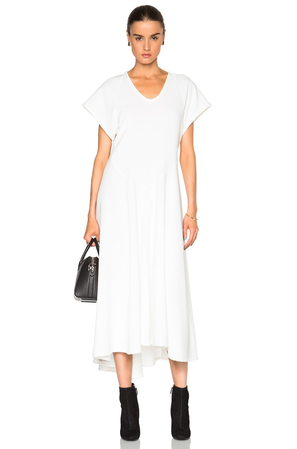 Outlet With Paypal Order Online Stray Cat Dress in White Ellery Countdown Package Cheap Online Supply Online 7xBGxdn6