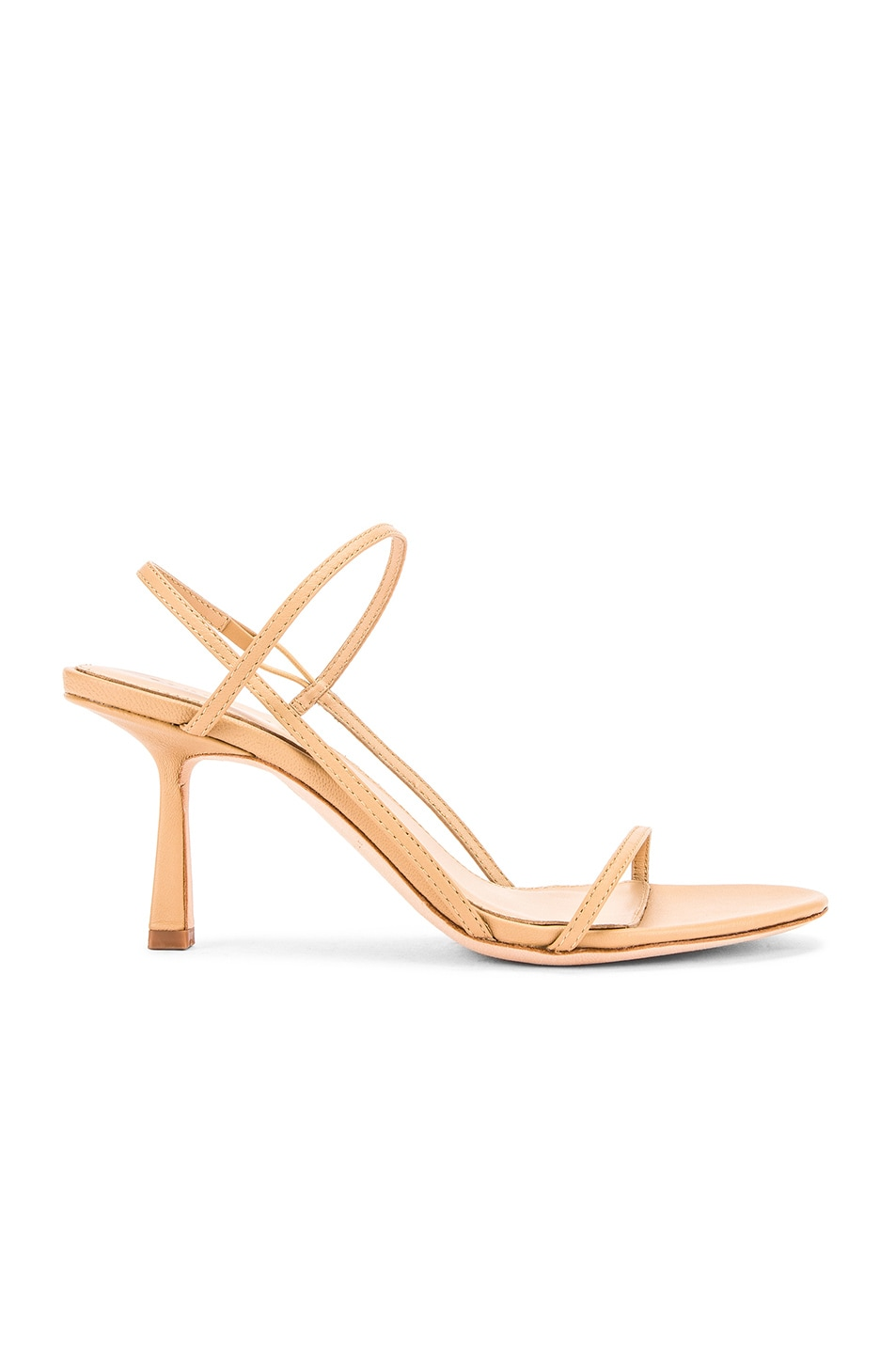 Image 1 of Studio Amelia 2.3 Slingback Heel in Nude Nappa Leather