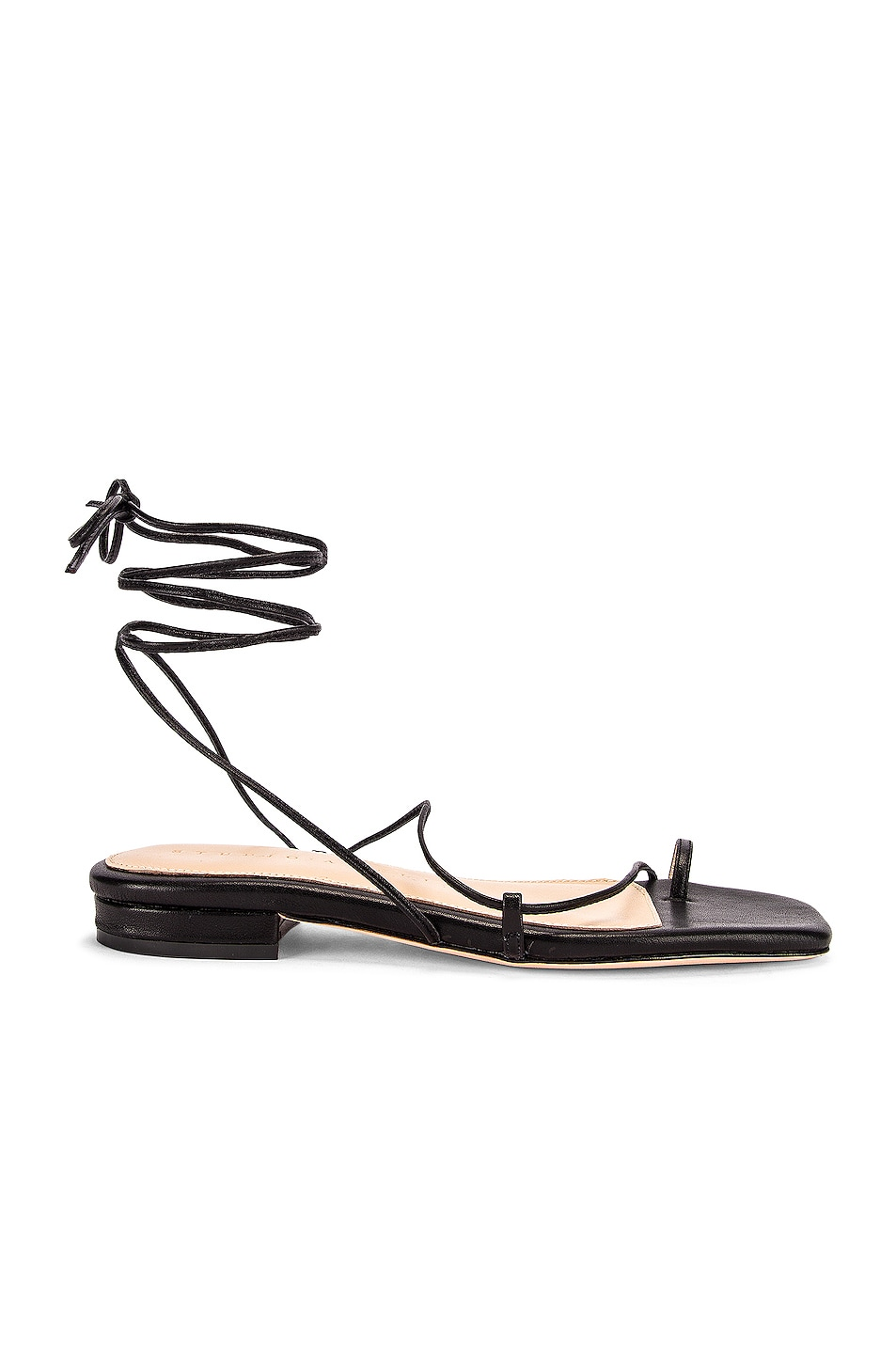 Image 1 of Studio Amelia 1.1 Sandal in Black