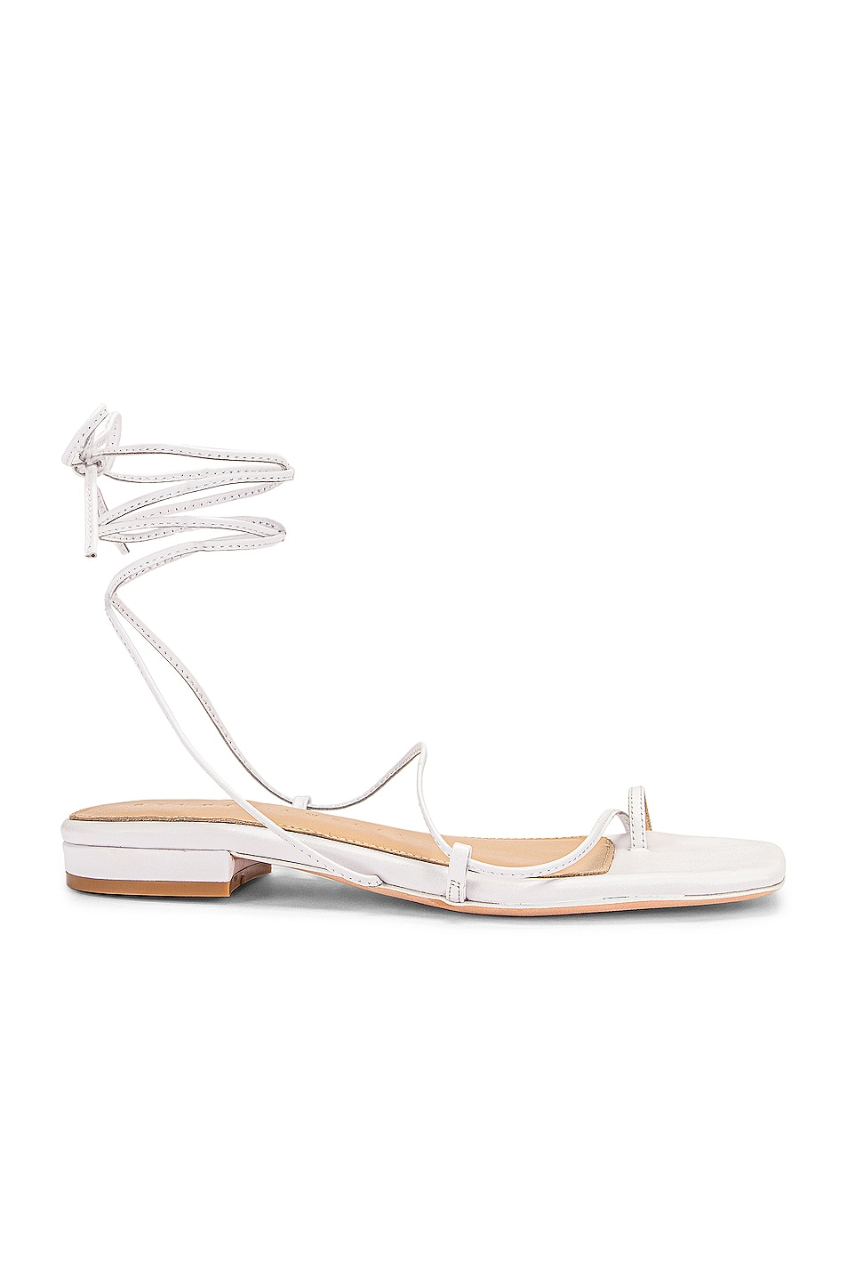 Image 1 of Studio Amelia 1.1 Sandal in White