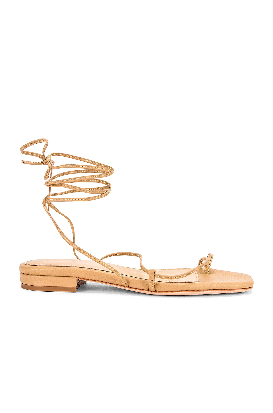 Image 1 of Studio Amelia 1.1 Sandal in Nude