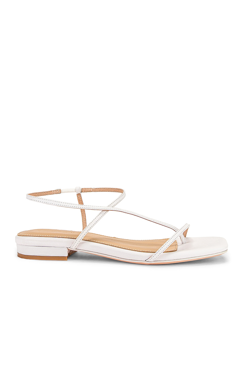 Image 1 of Studio Amelia 1.2 Sandal in White