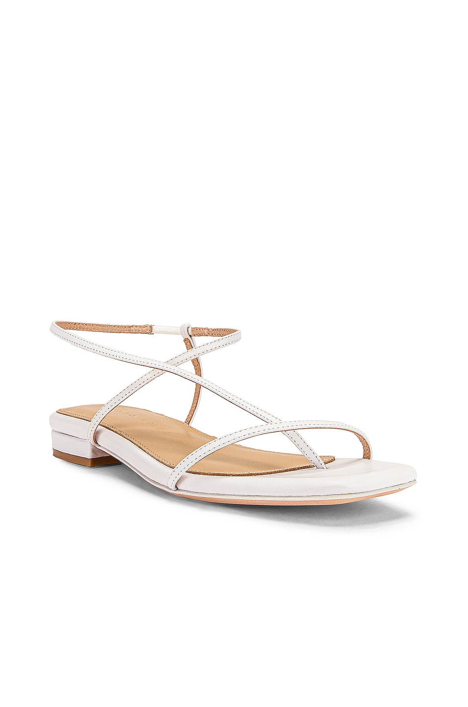 Image 2 of Studio Amelia 1.2 Sandal in White