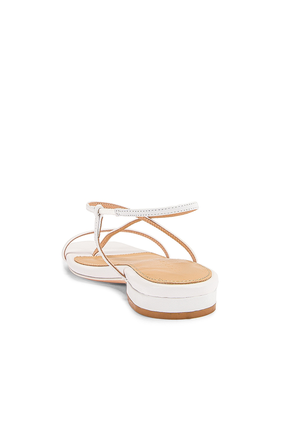Image 3 of Studio Amelia 1.2 Sandal in White