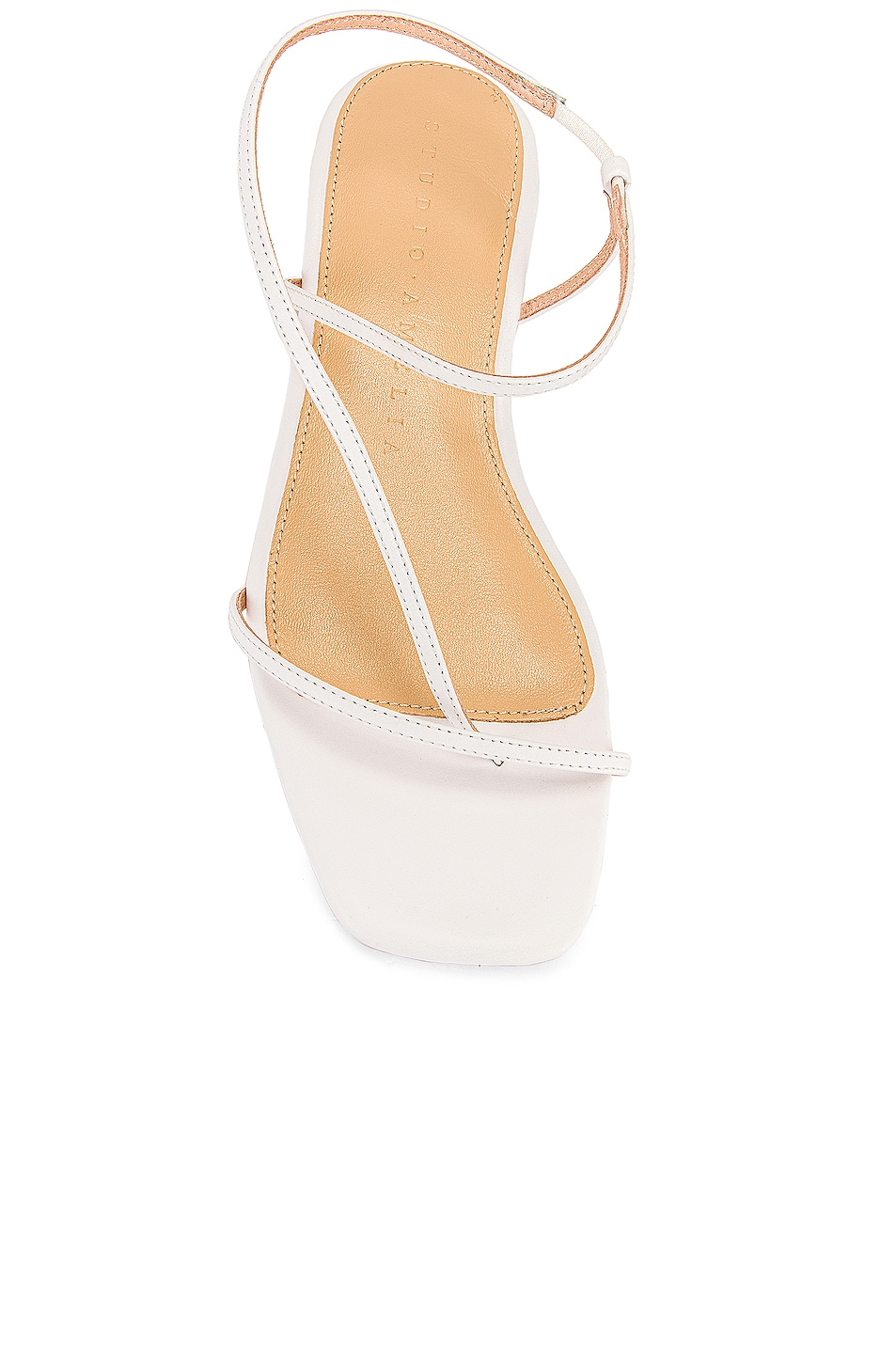 Image 4 of Studio Amelia 1.2 Sandal in White
