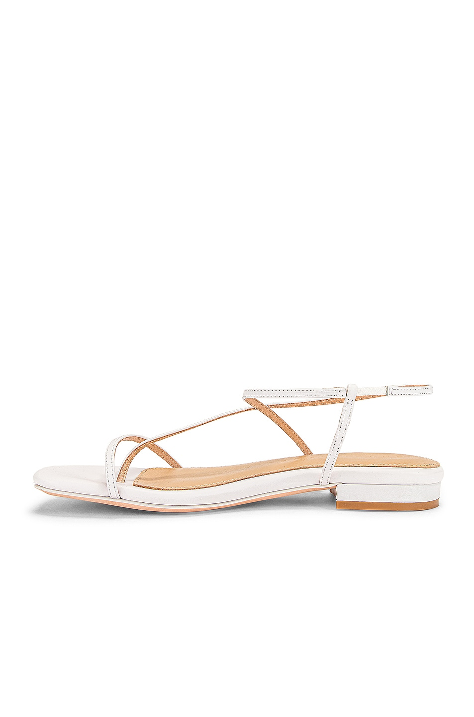 Image 5 of Studio Amelia 1.2 Sandal in White