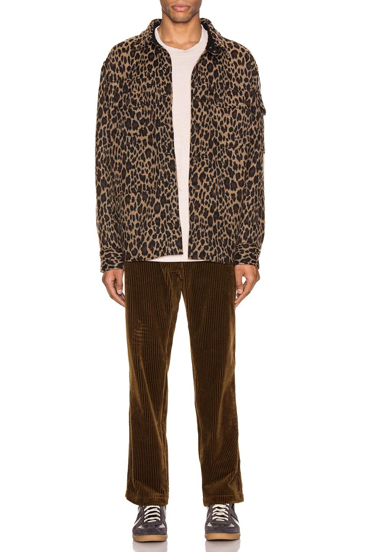Image 5 of Engineered Garments Field Shirt Jacket in Brown