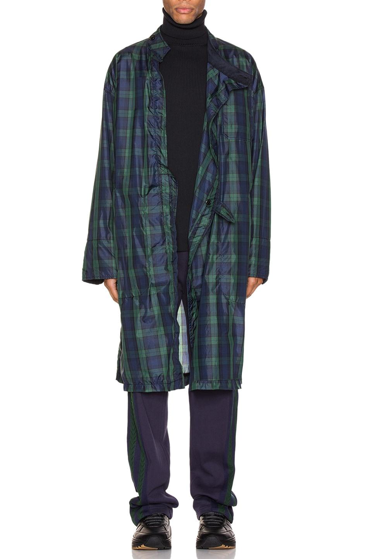 Image 1 of Engineered Garments MG Coat in Blackwatch