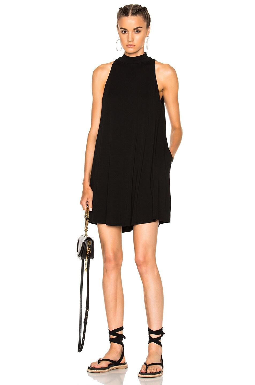 Black Tent Dress