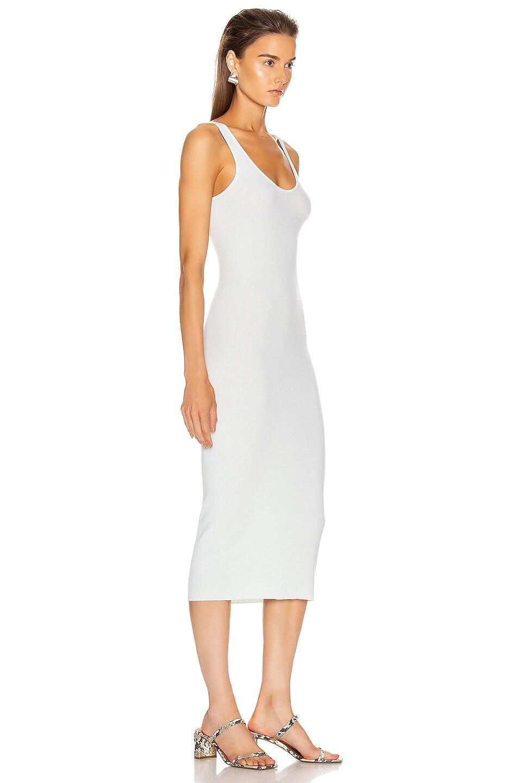 Image 2 of Enza Costa Rib Tank Midi Dress in Mint