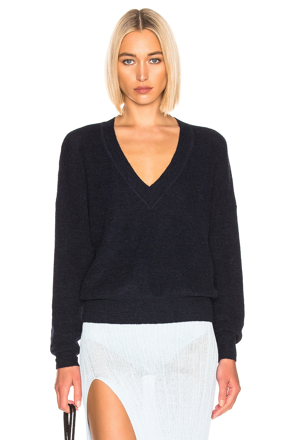 Image 1 of Equipment Amory Sweater in Eclipse