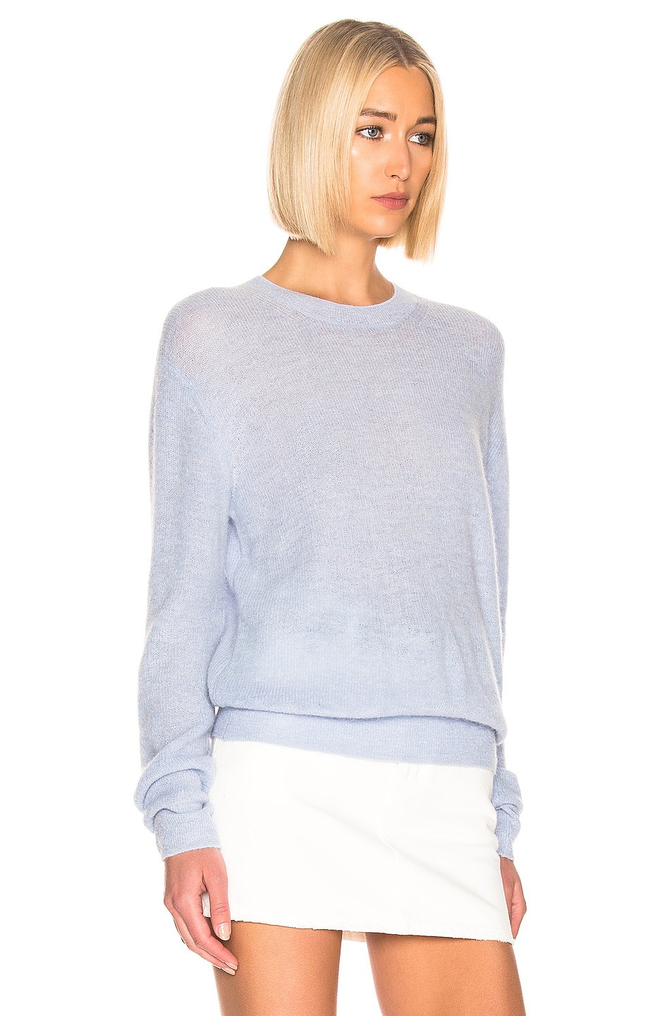 Image 2 of Equipment Valasse Sweater in Blue
