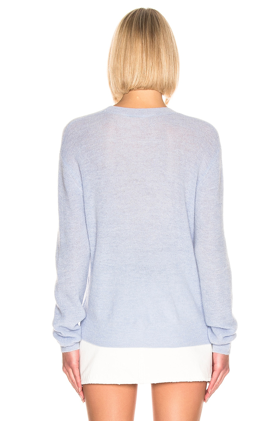 Image 3 of Equipment Valasse Sweater in Blue