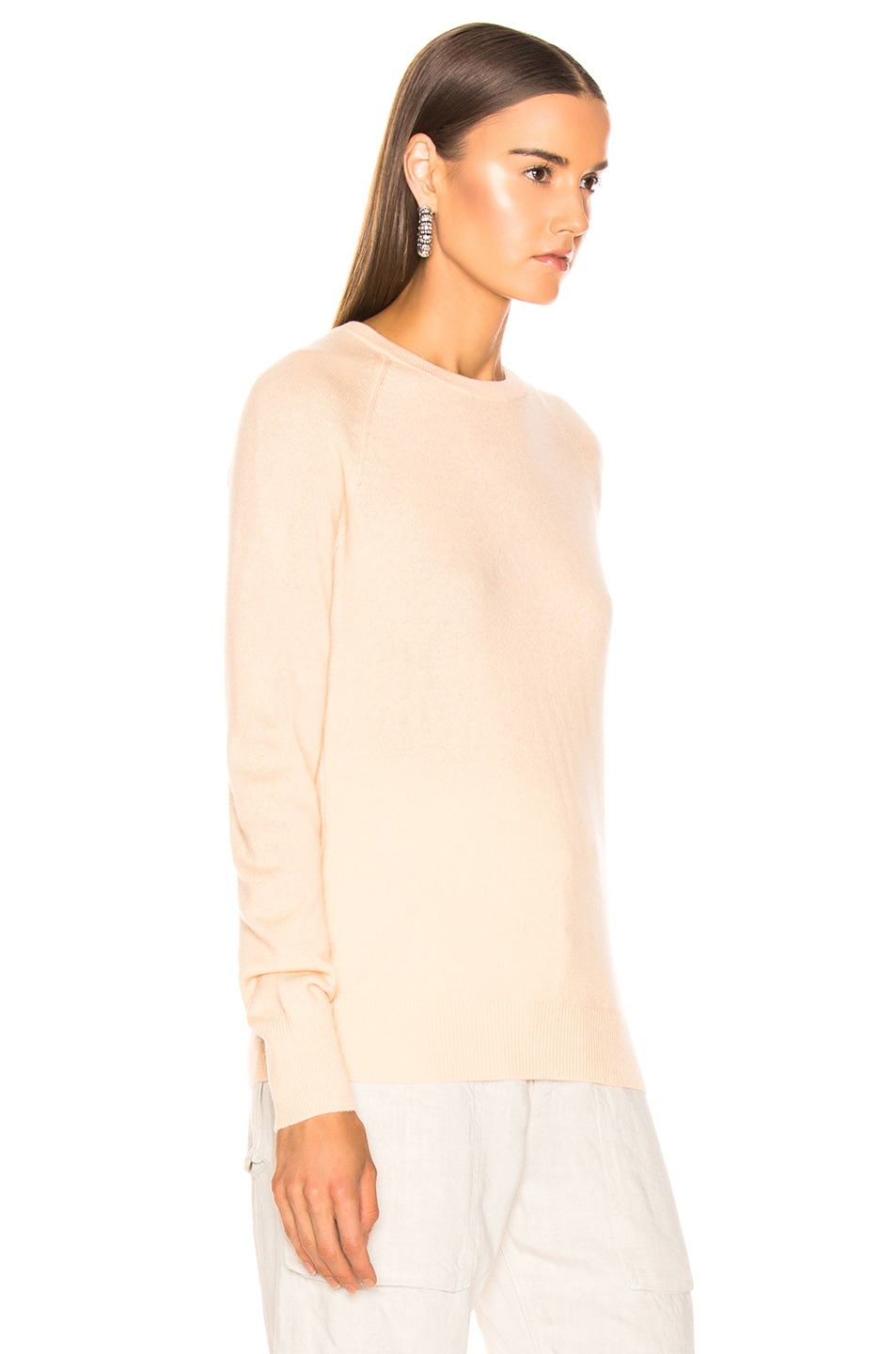 Image 2 of Equipment Sloane Sweater in New Nude