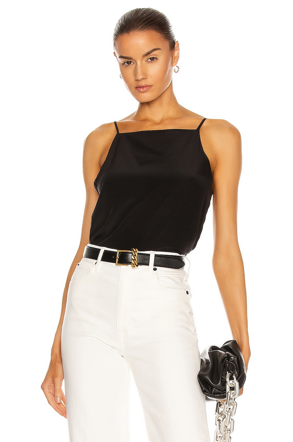 Image 1 of Equipment Isabeau Cami in Black