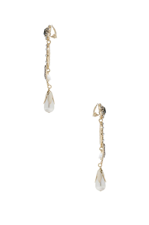 Image 2 of Erdem Earrings in Bird