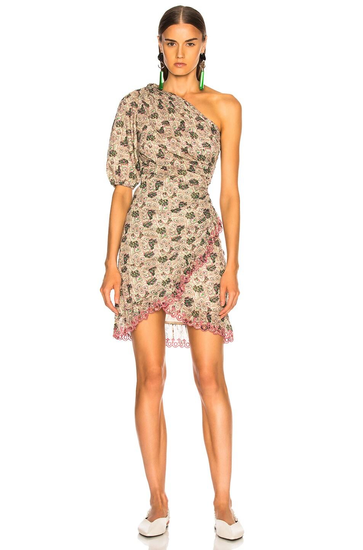 Image 1 of Isabel Marant Etoile Esther Dress in Ecru