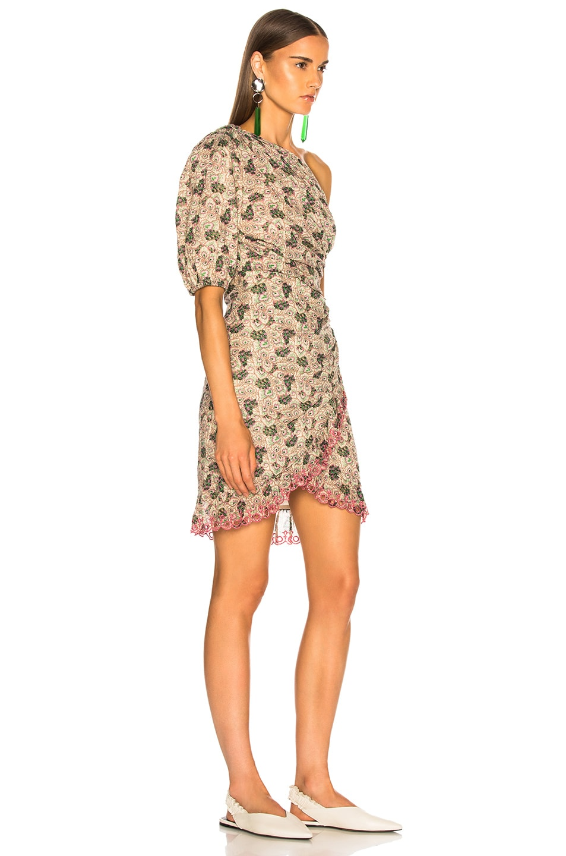 Image 2 of Isabel Marant Etoile Esther Dress in Ecru