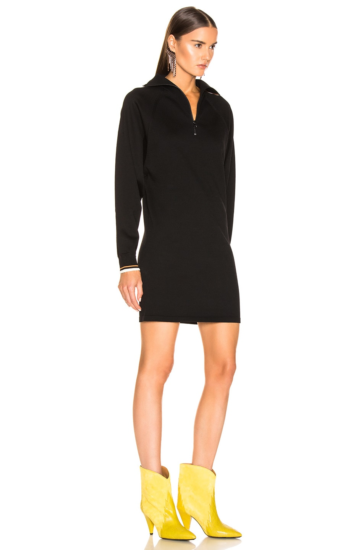 Image 2 of Isabel Marant Etoile Dita Sweater Dress in Black