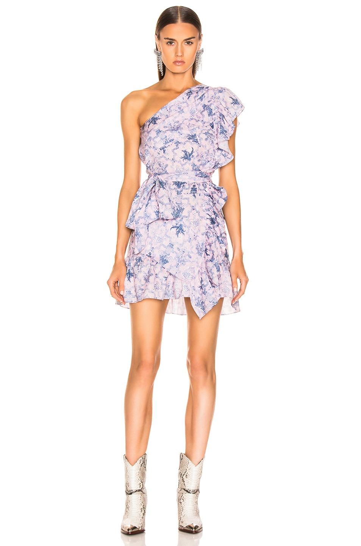 Image 1 of Isabel Marant Etoile Teller Dress in Pink