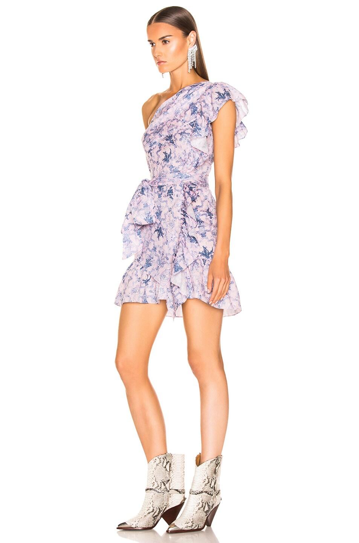 Image 3 of Isabel Marant Etoile Teller Dress in Pink
