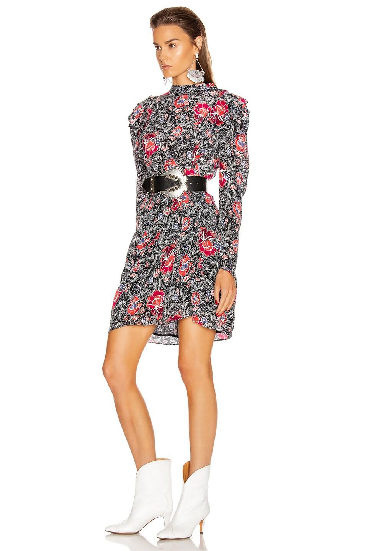 Image 3 of Isabel Marant Etoile Yoana Dress in Black