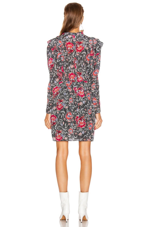 Image 4 of Isabel Marant Etoile Yoana Dress in Black
