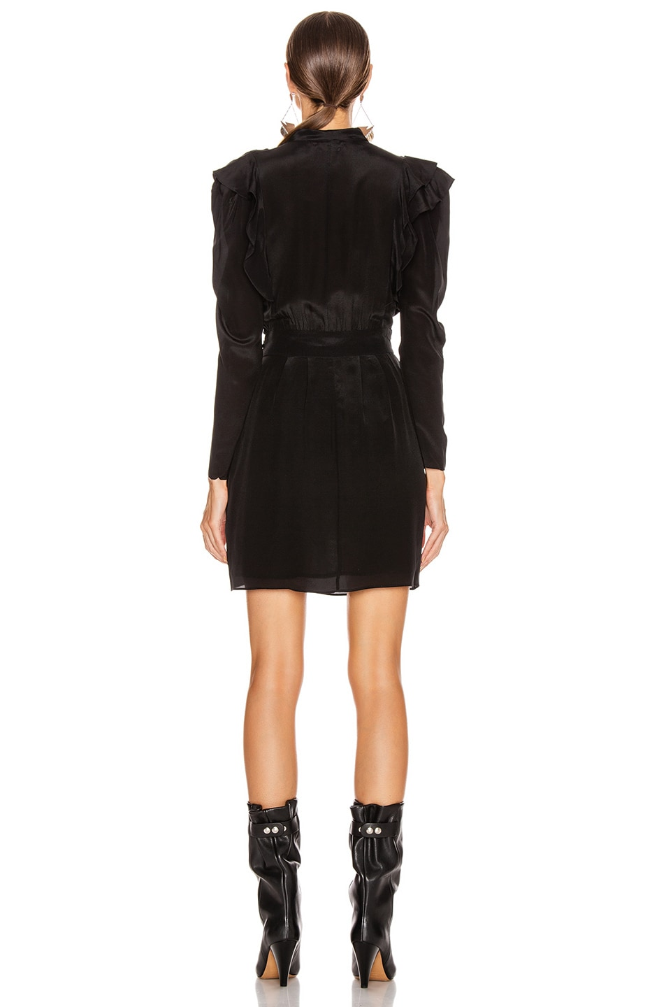 Image 4 of Isabel Marant Etoile Yoana Dress in Black