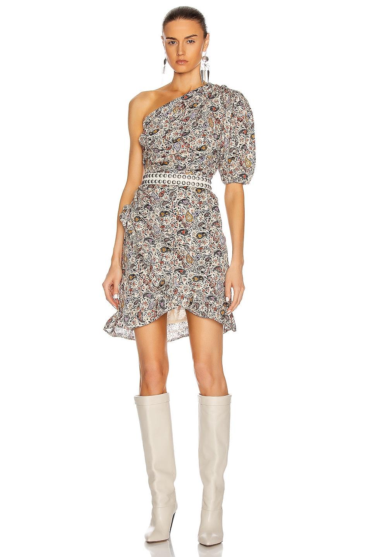 Image 1 of Isabel Marant Etoile Esthera Dress in Ecru