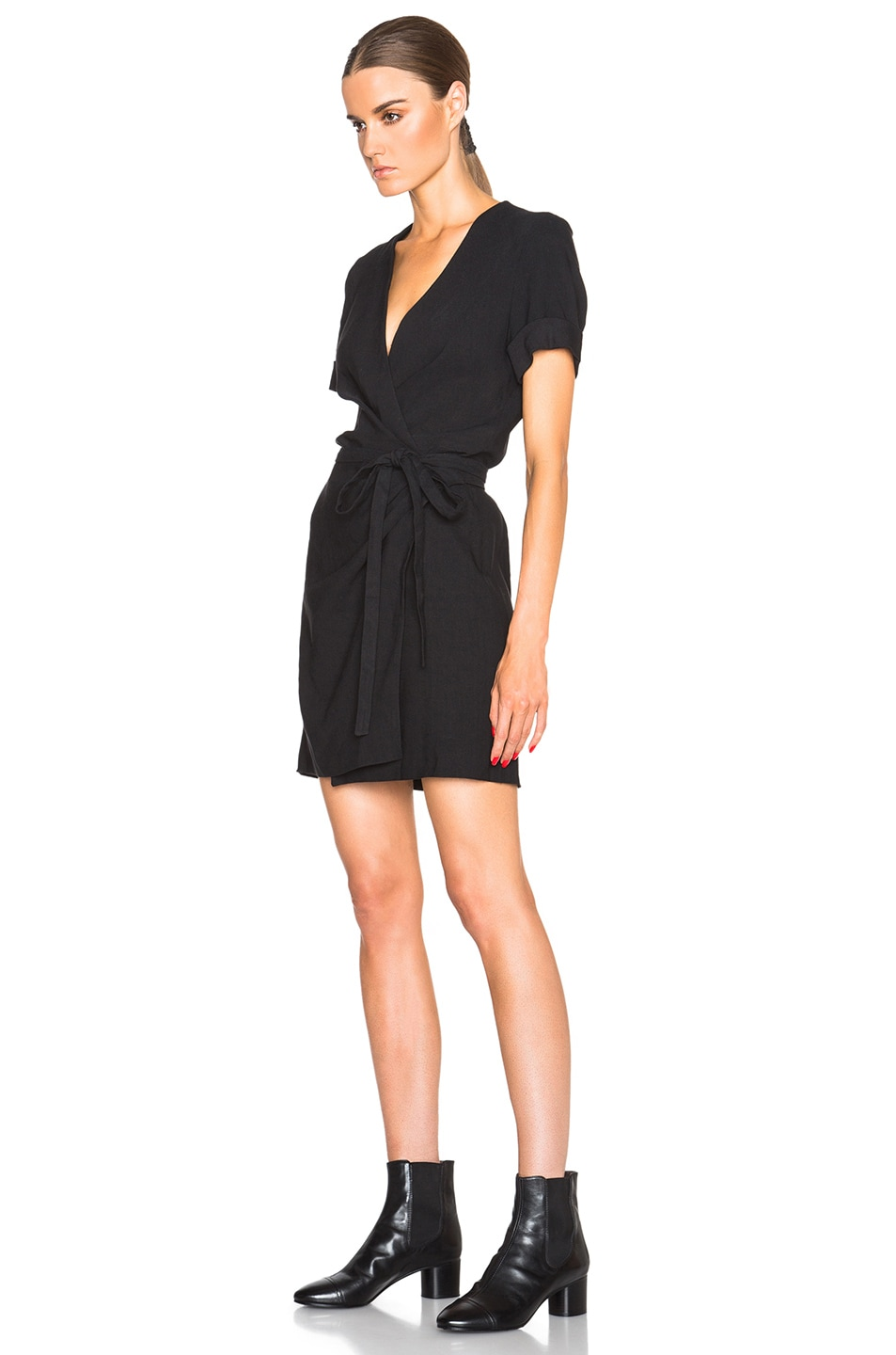 c434a7982a Image 2 of Isabel Marant Etoile Kansas Dress in Black