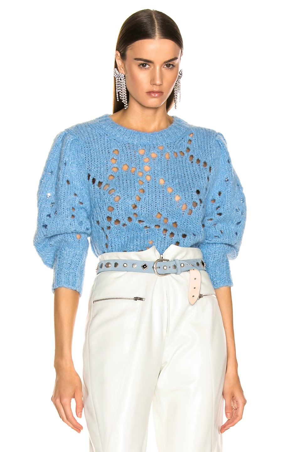 Image 1 of Isabel Marant Etoile Sinead in Light Blue