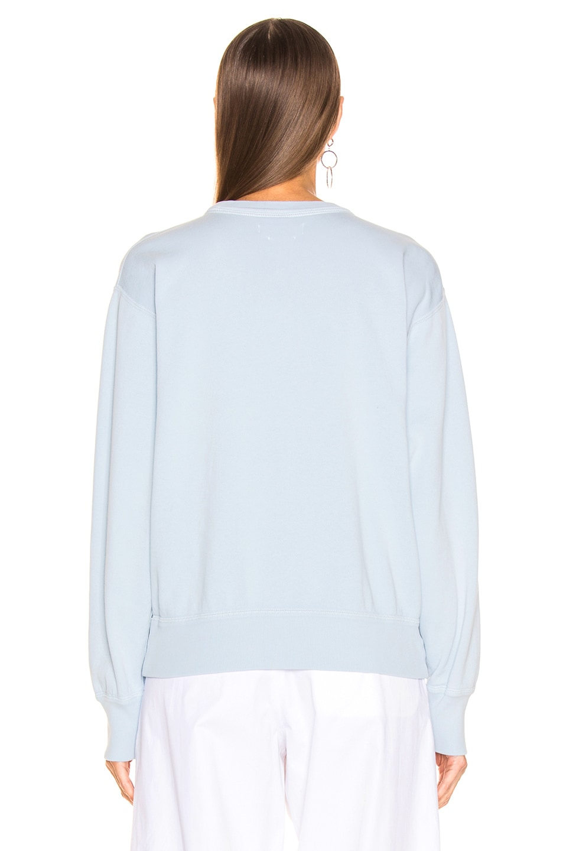 Image 3 of Isabel Marant Etoile Rise Sweater in Light Blue