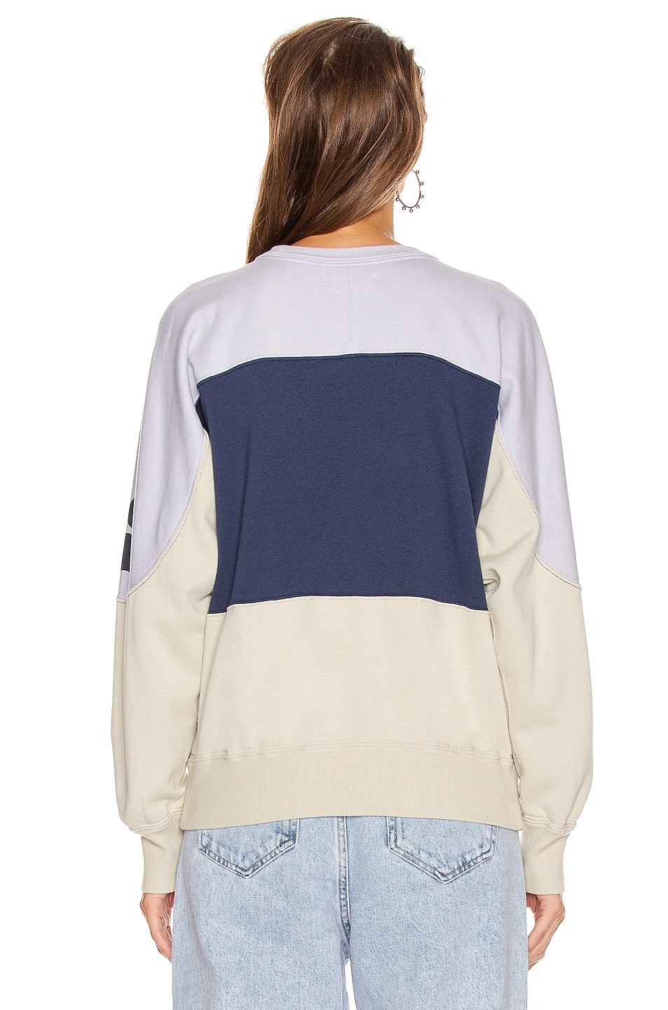 Image 3 of Isabel Marant Etoile Gallian Sweater in Light Blue
