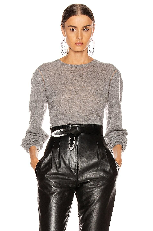 Image 1 of Isabel Marant Etoile Floyd Sweater in Grey