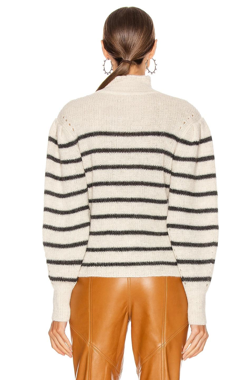 Image 3 of Isabel Marant Etoile Georgia Sweater in Anthracite